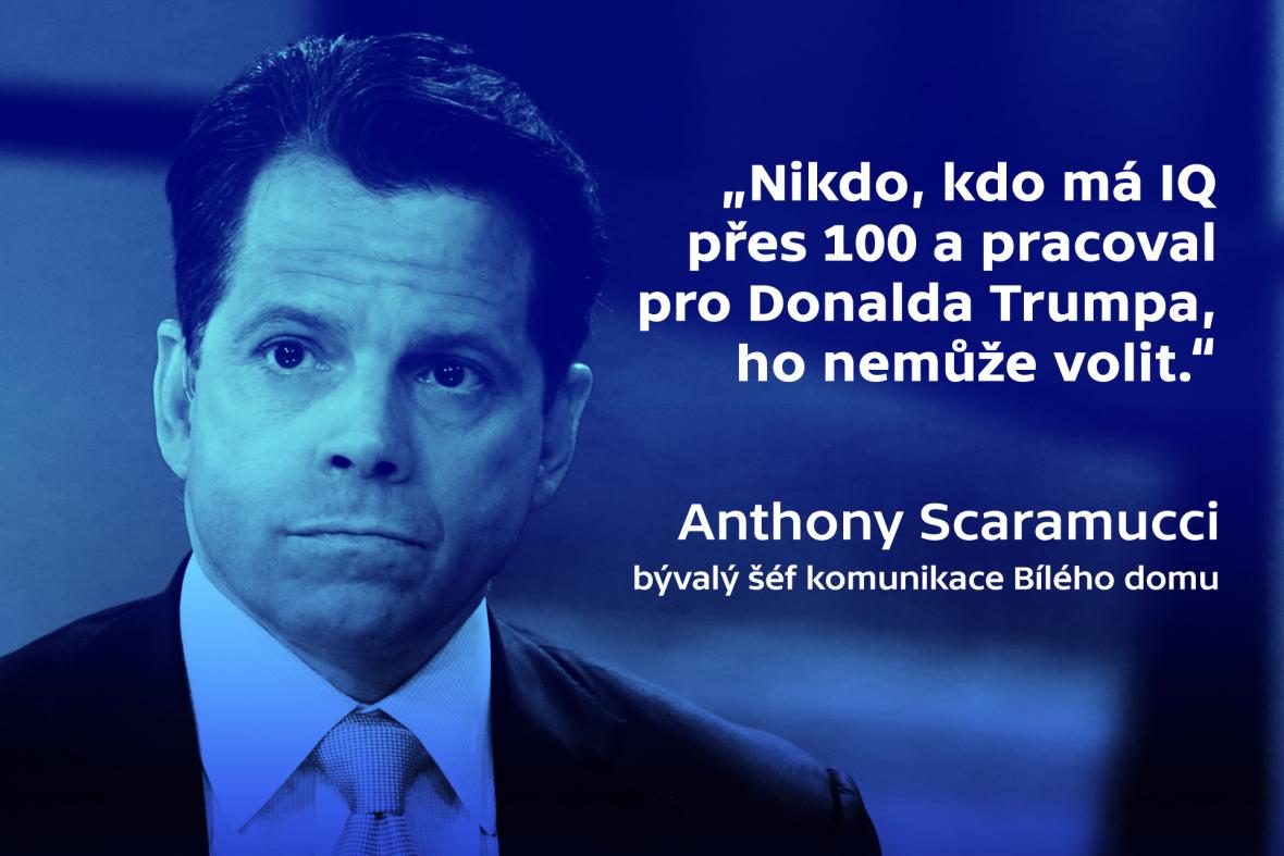 Citát Scaramucci