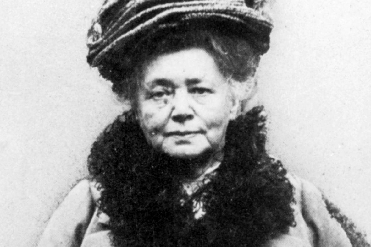 Bertha von Suttnerová