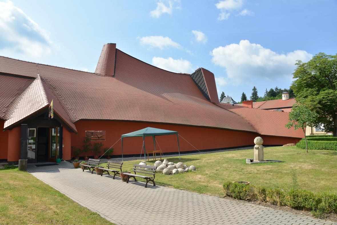 Moravské kartografické centrum ve Velkých Opatovicích