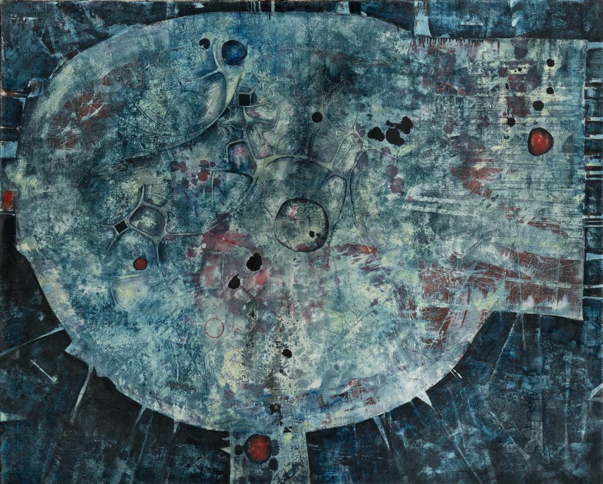 Mikuláš Medek / Velká hlava plná malých nezbedností, 1960