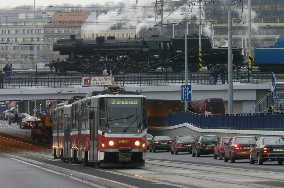 Tramvaj T6A5
