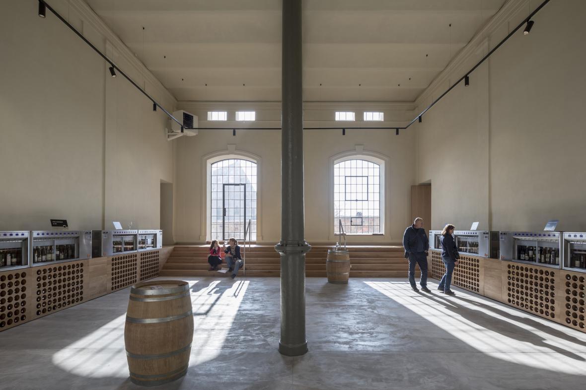 House of Wine ve Znojmě