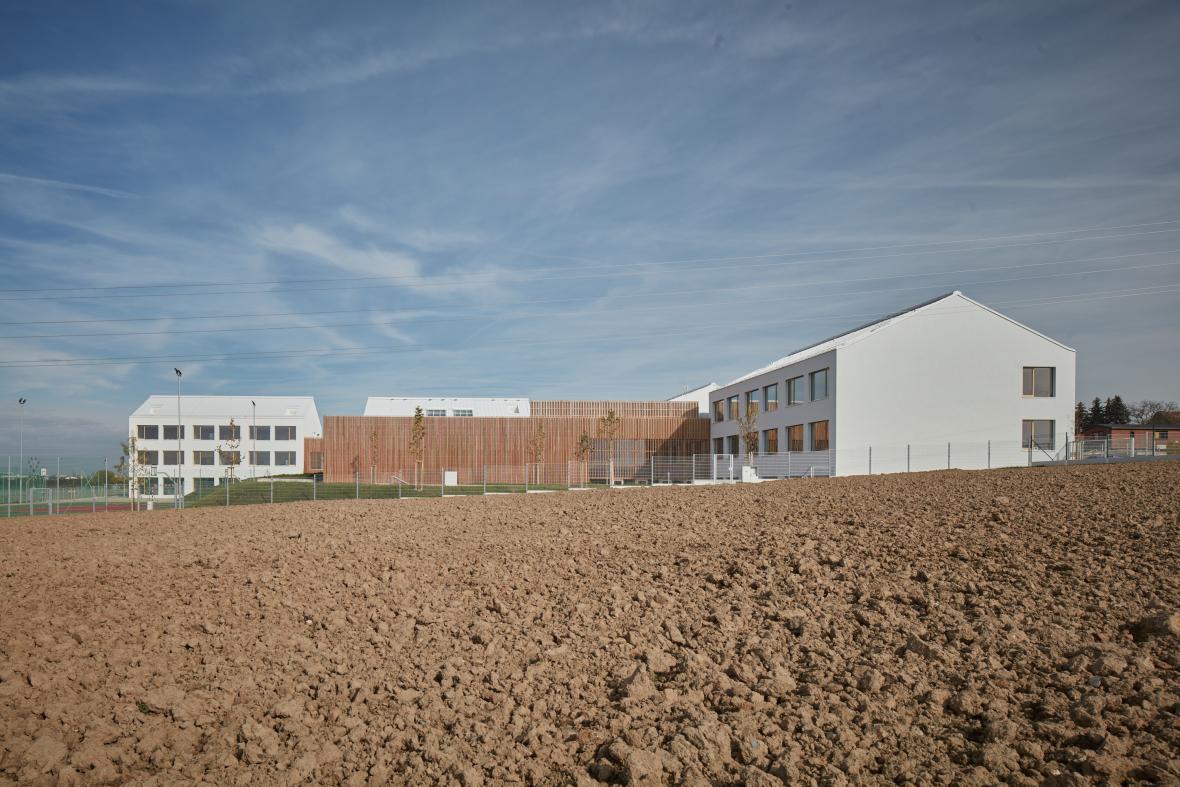 Základní škola Amos pro Psáry a Dolní Jirčany