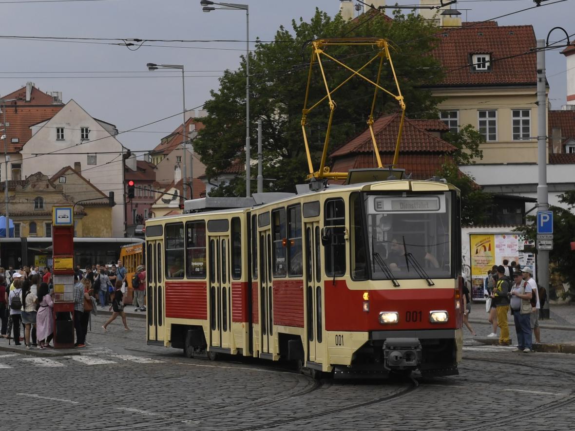 Tramvaj KT4D
