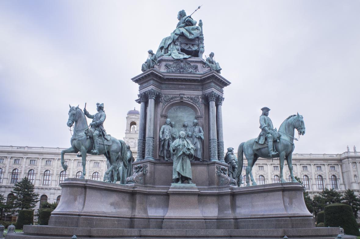 Památník Marie Terezie ve Vídni