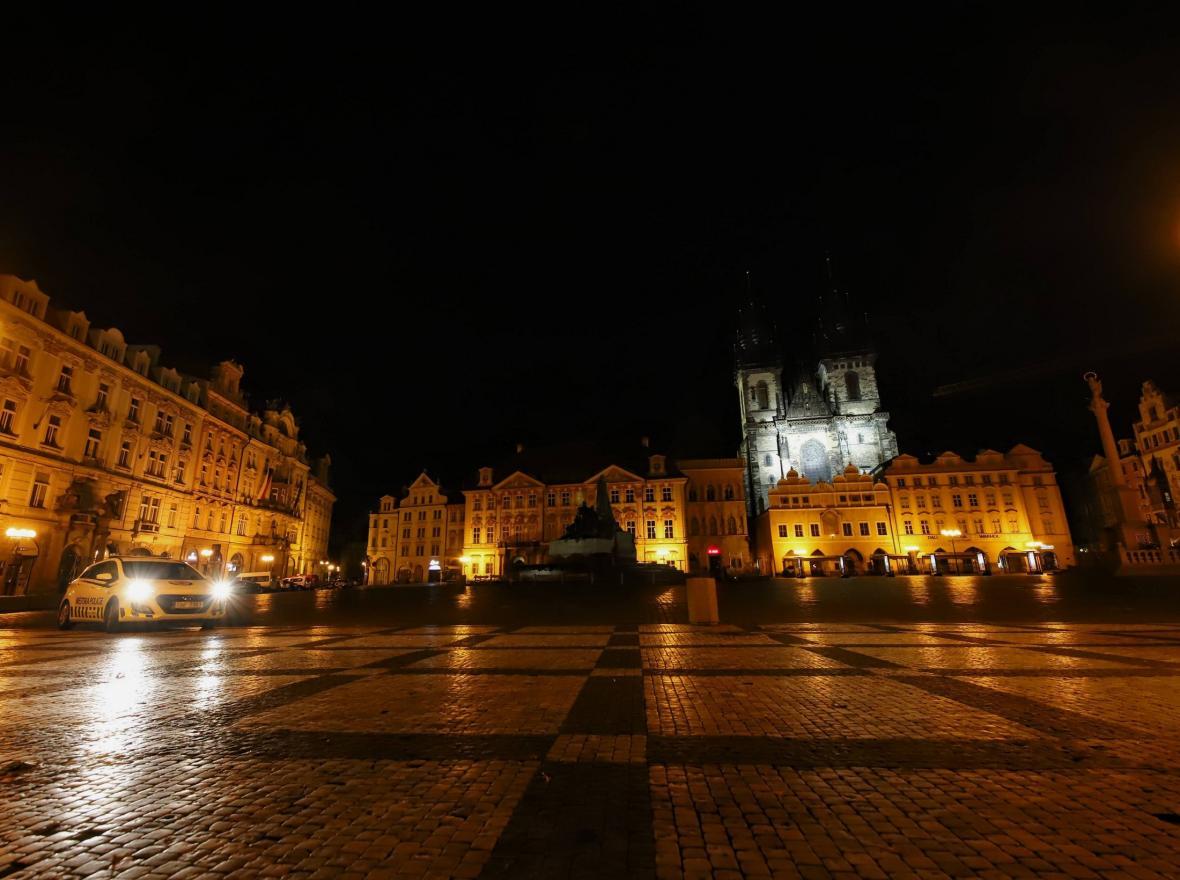 V Česku platí zákaz nočního vycházení