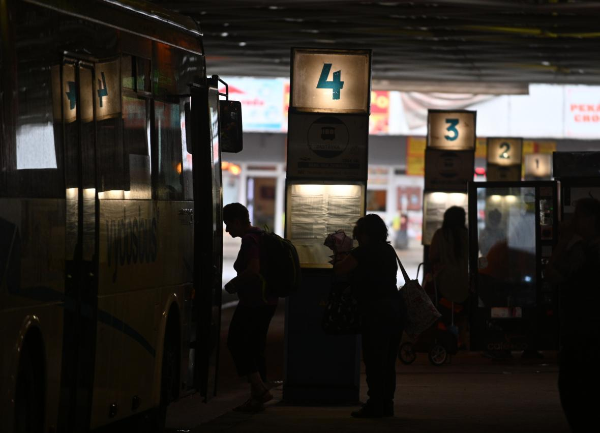 Zastaralé osvětlení nádraží nahradí nová LED světla