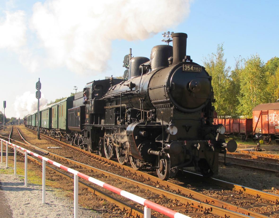 Parní lokomotiva řady 354.7
