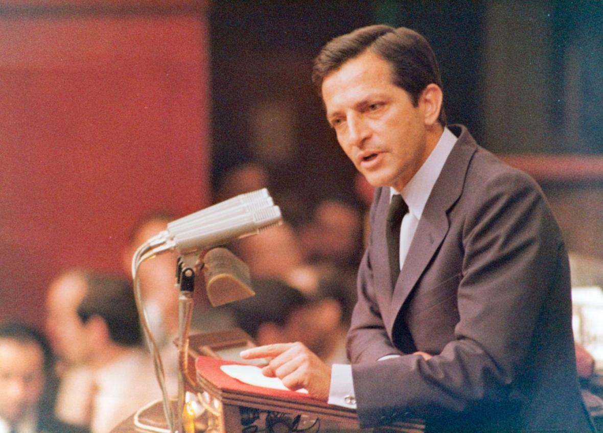 Adolfo Suárez v roce 1979
