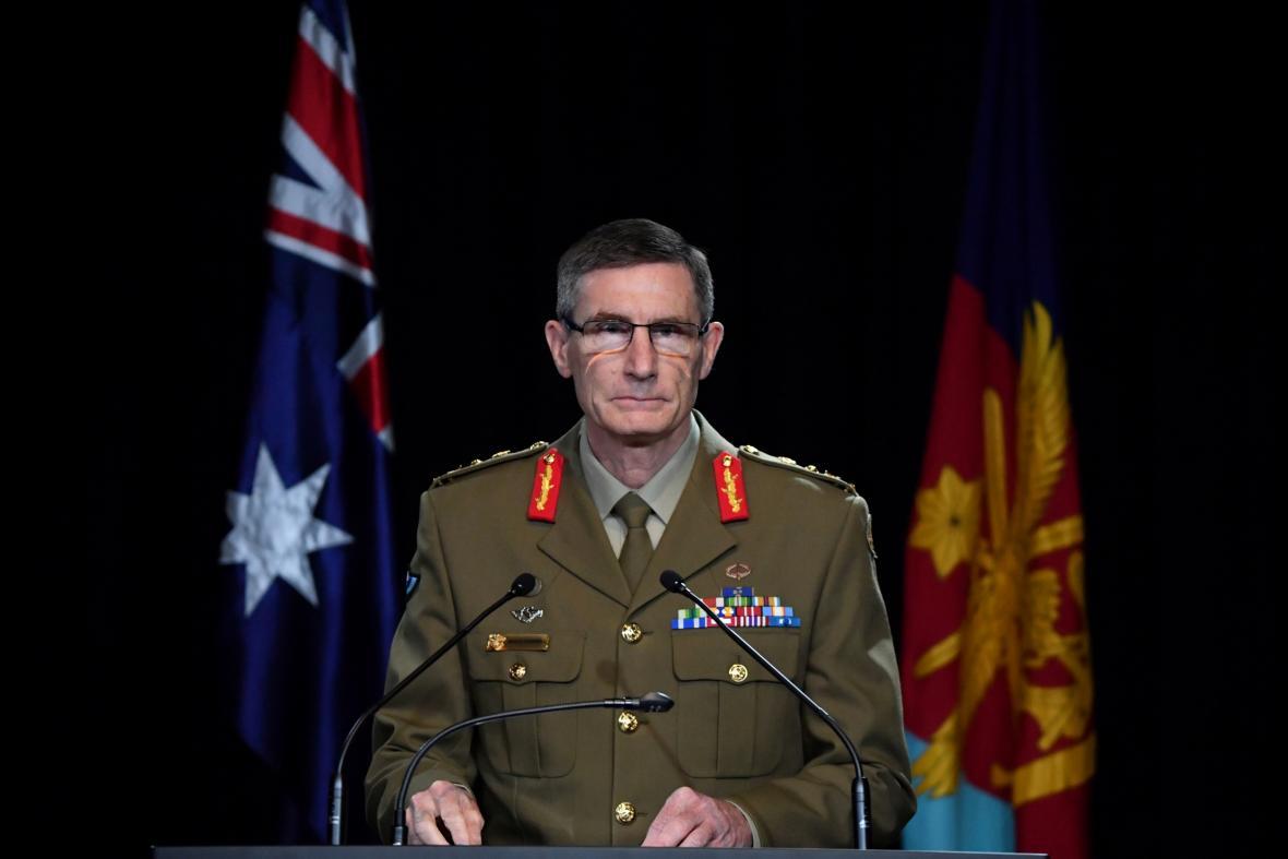 Generál Angus Campbell