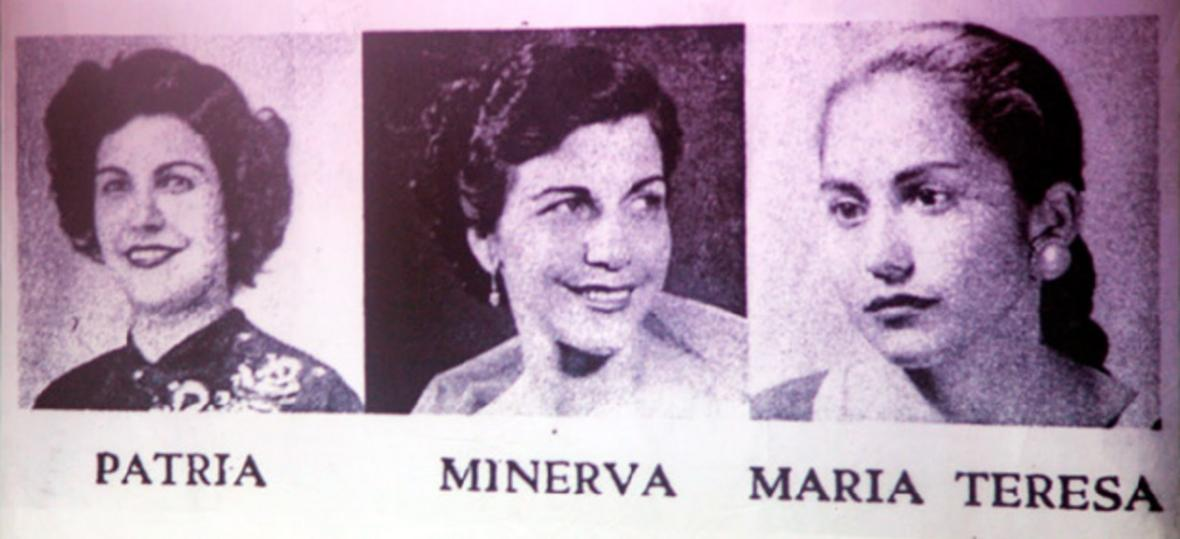 Sestry Mirabalovy