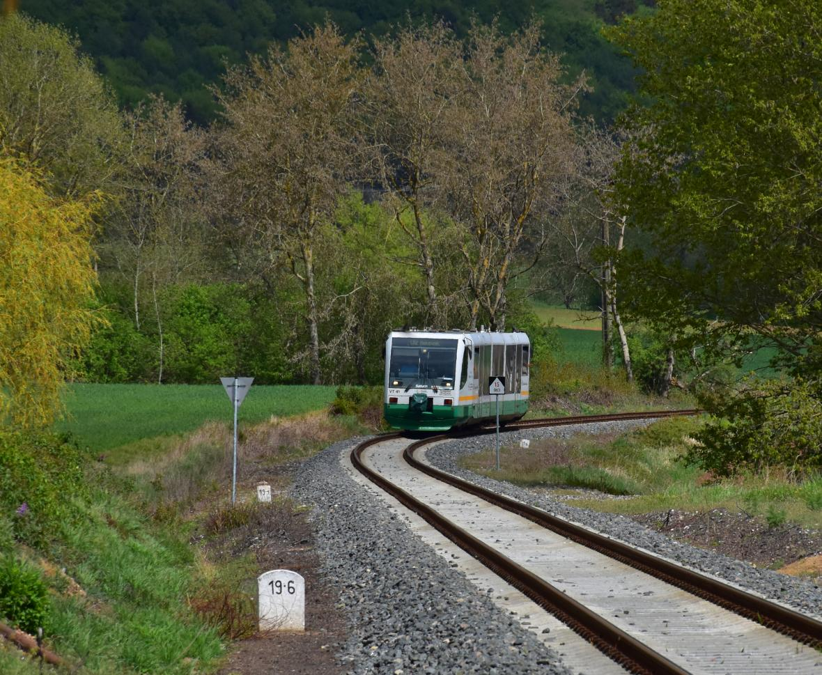 Vlak společnosti Länderbahn