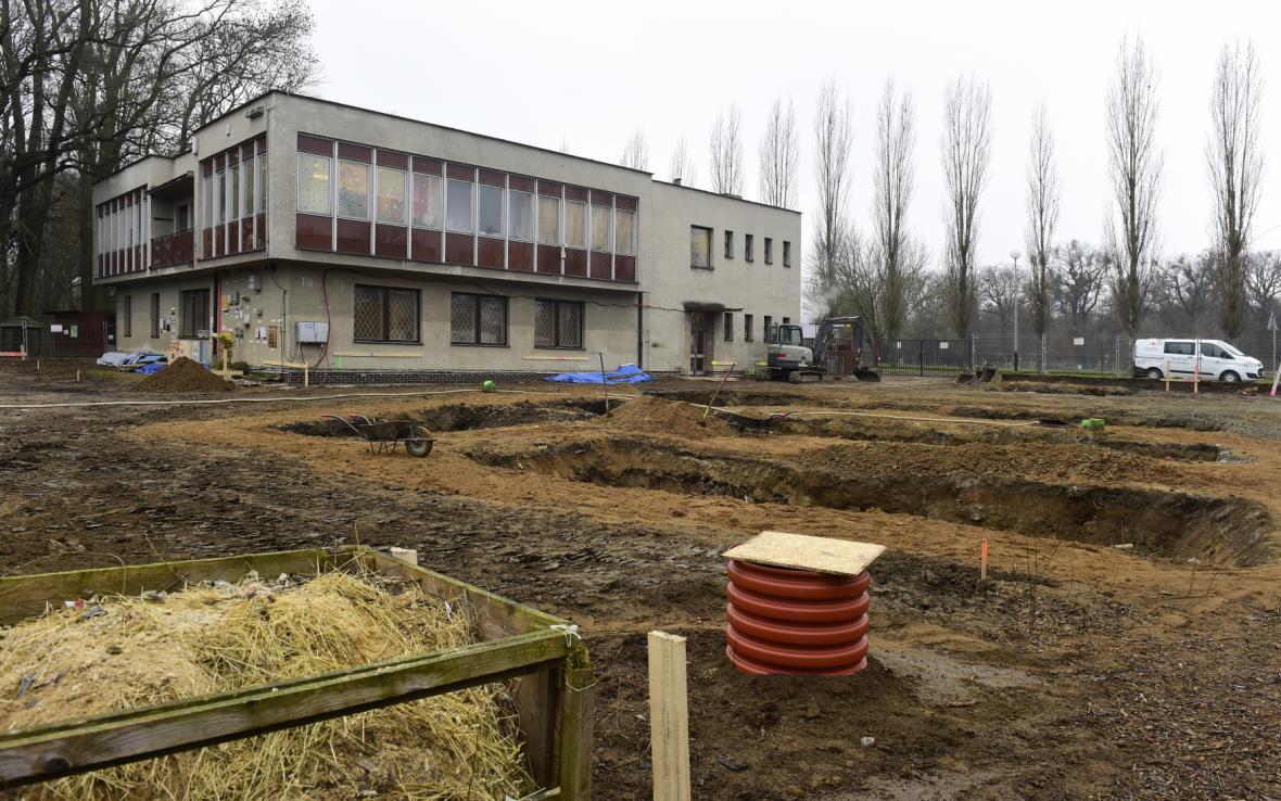 Nová budova pro ornitology doplní tu starou, která projde opravou