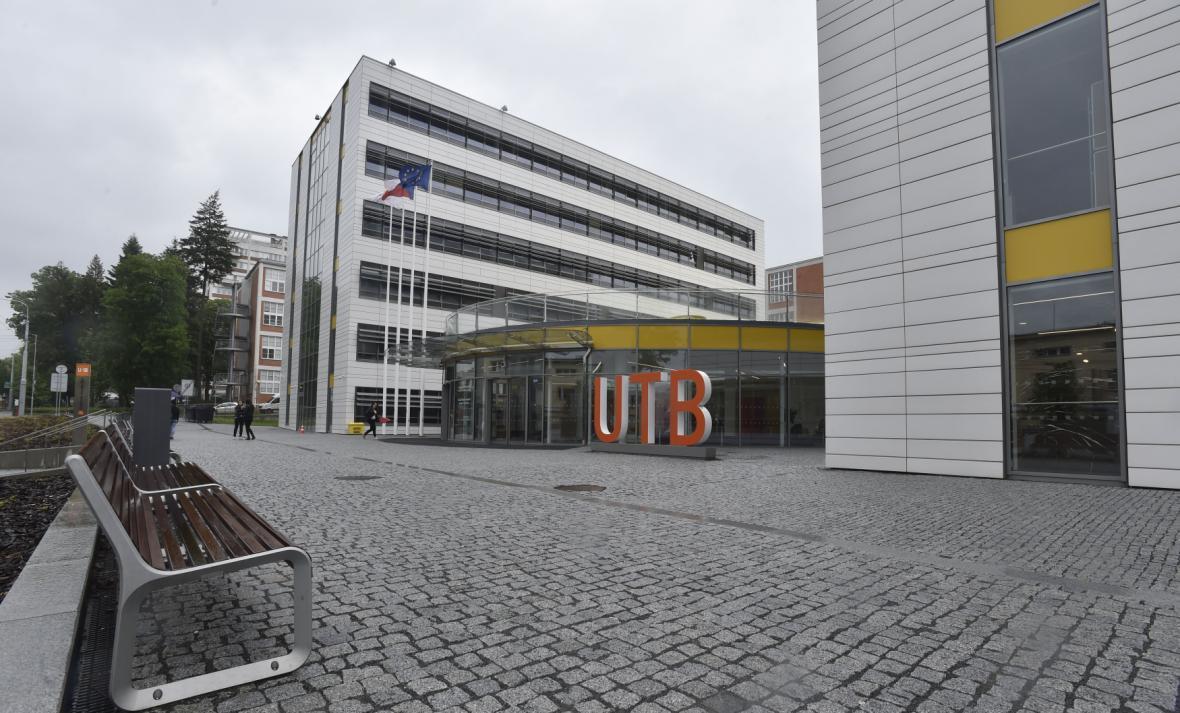 Vzdělávací komplex zlínské Univerzity Tomáše Bati podle návrhu architektky Evy Jiřičné