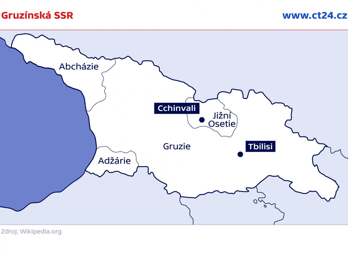 Gruzínská SSR