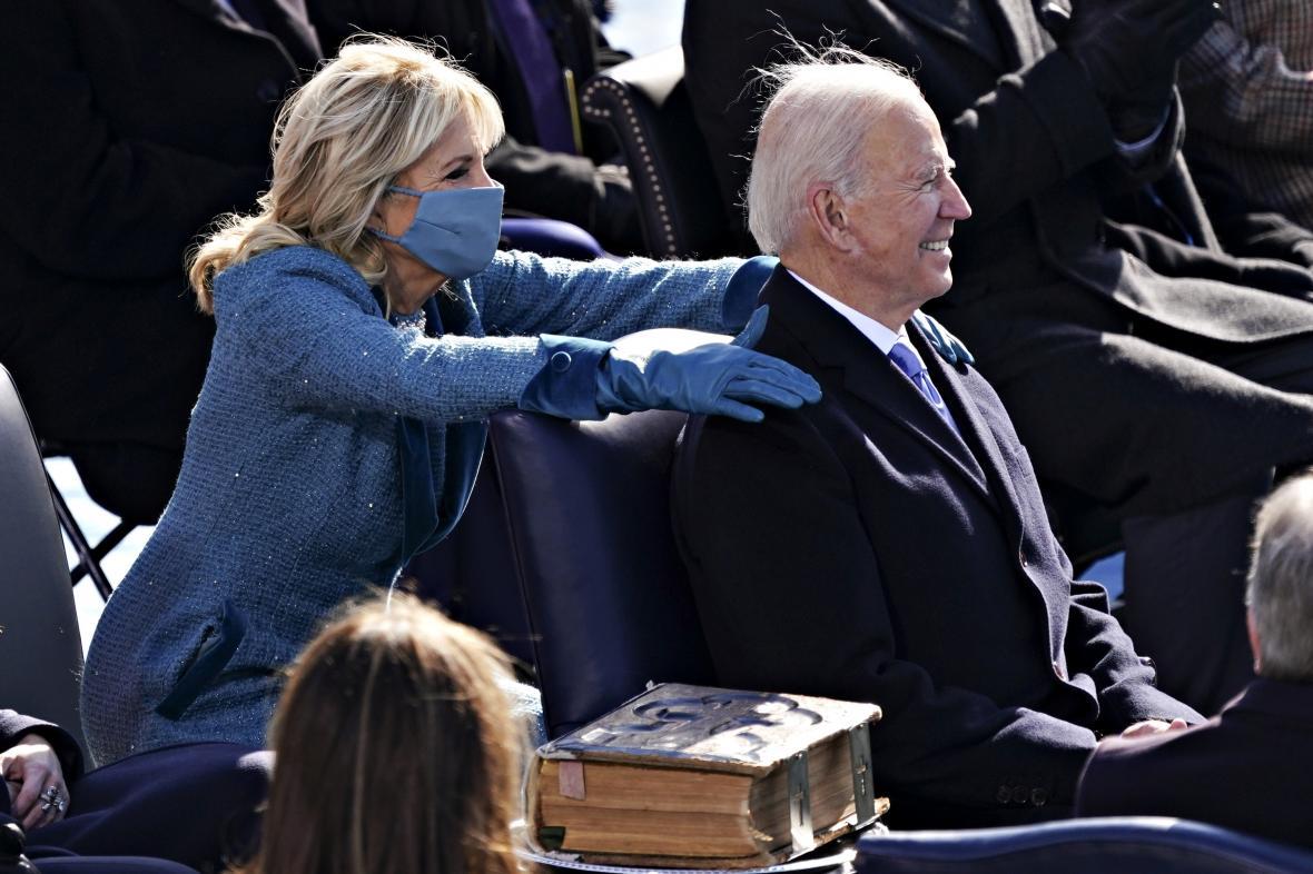 Joe a Jill Bidenovi
