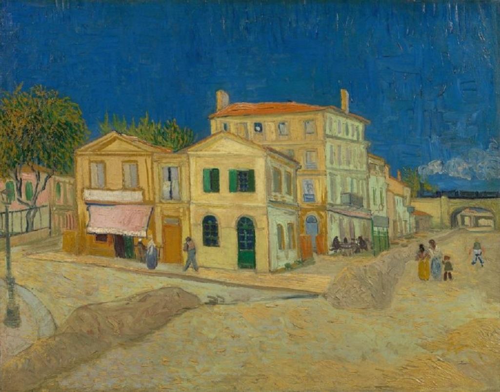 Žlutý dům (1888)