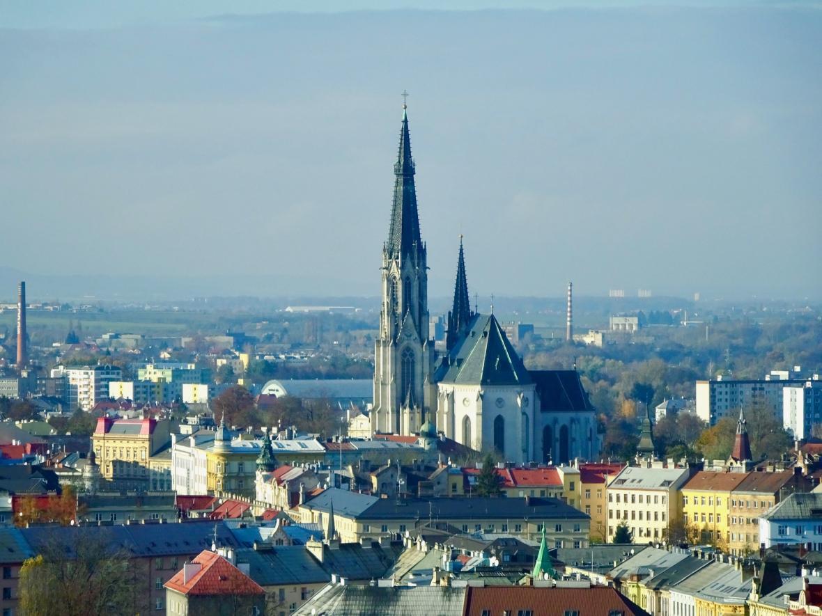 Katedrála svatého Václava v Olomouci
