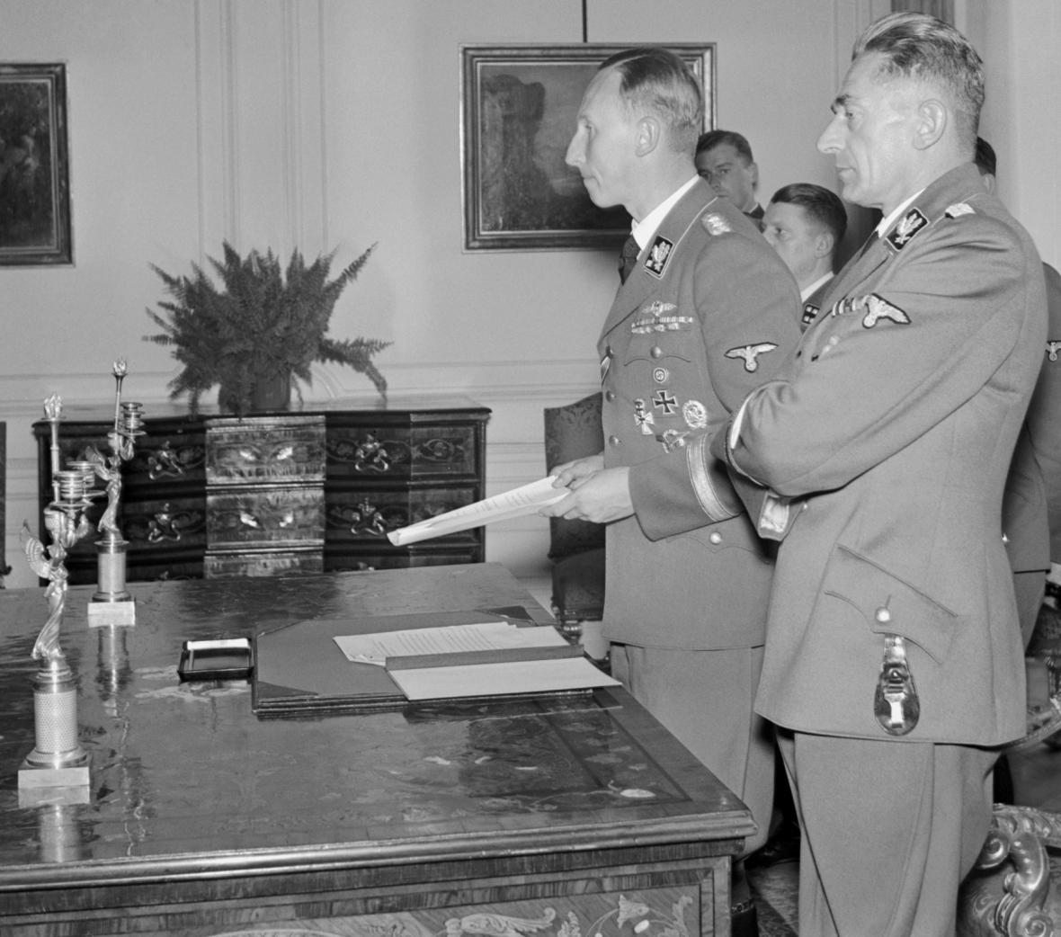 Frank s Heydrichem