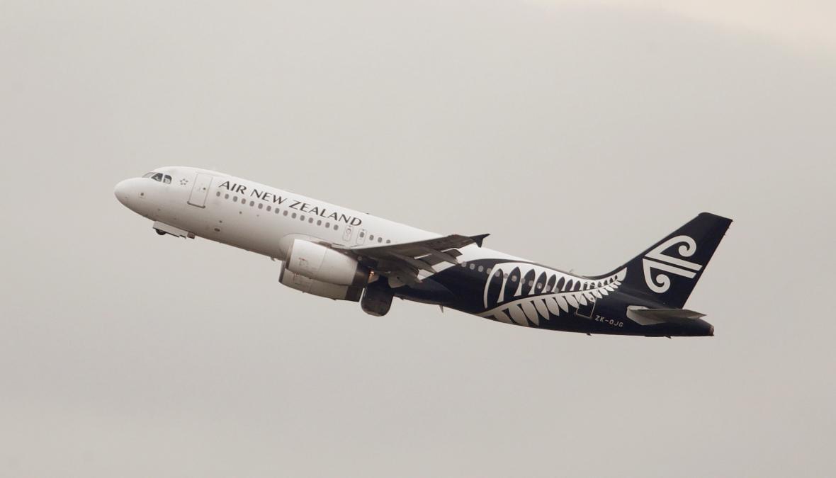Novozélandské aerolinie