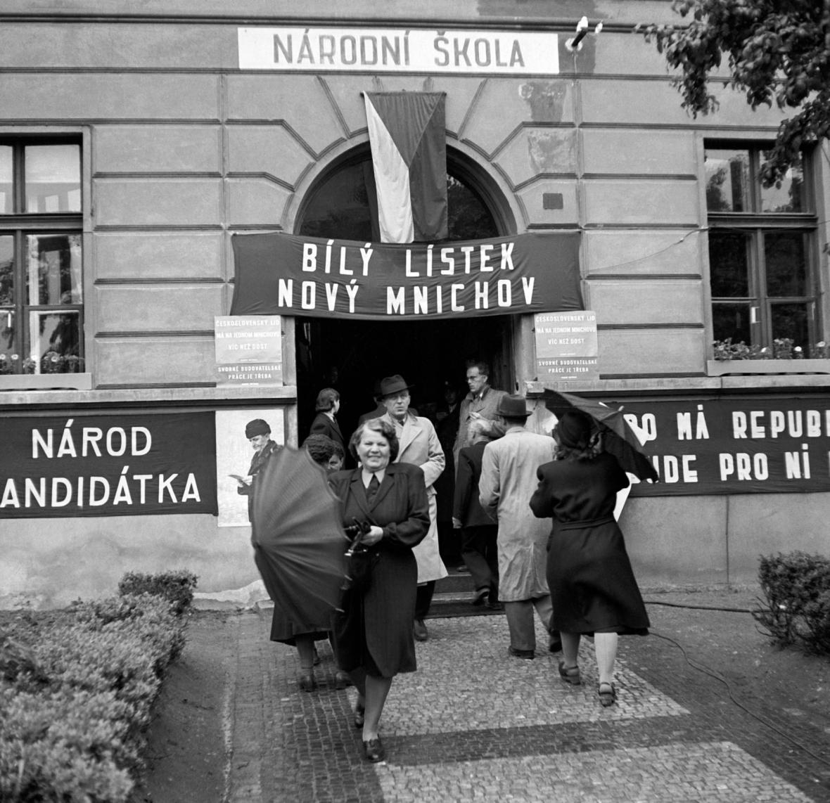 Volby do Národního shromáždění v roce 1948