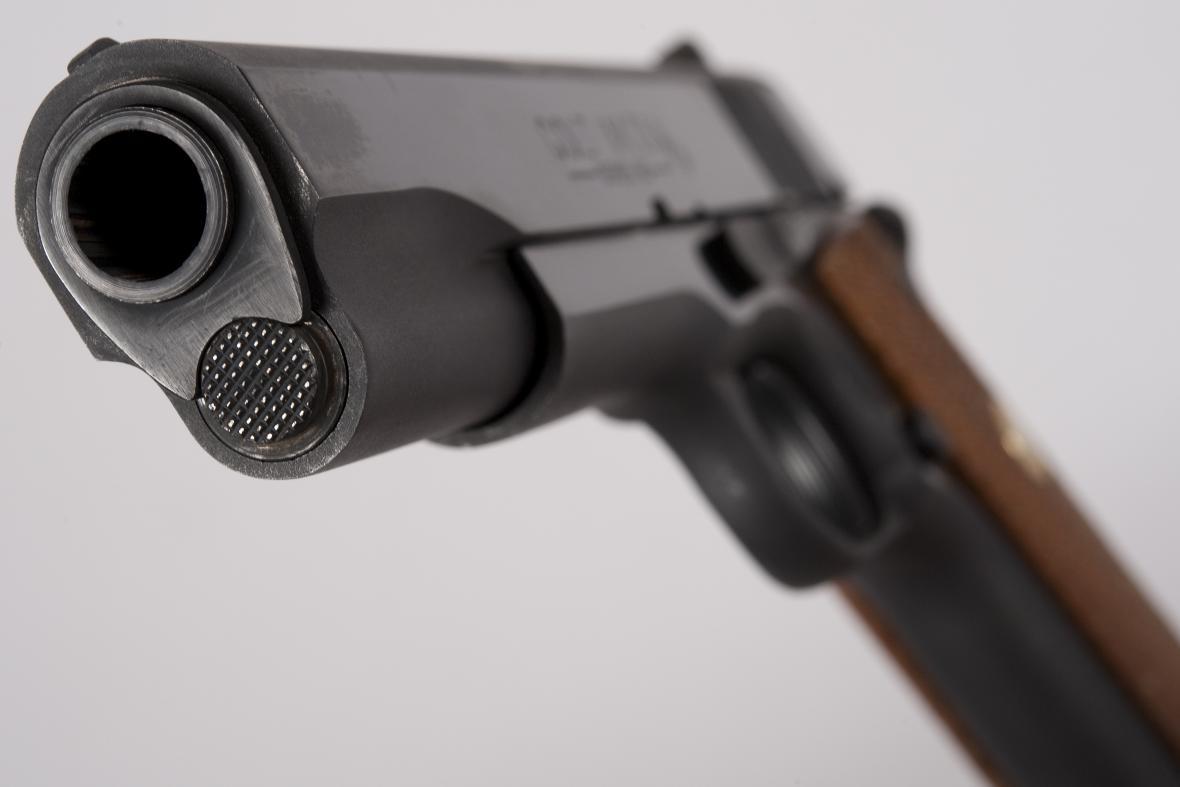 Legendární pistole Colt 1911