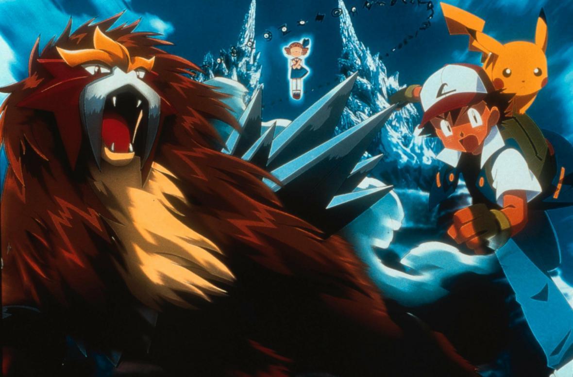 Pokémon se z videoher rozrostly do televize i na plátna kin