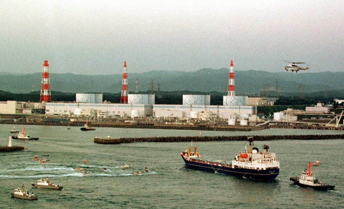 Jaderná elektrárna v japonské prefektuře Fukušima, rok 1999
