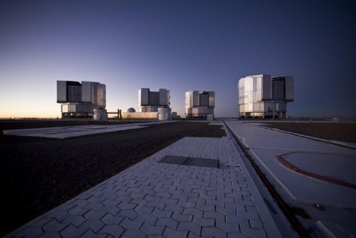Evropská jižní observatoř