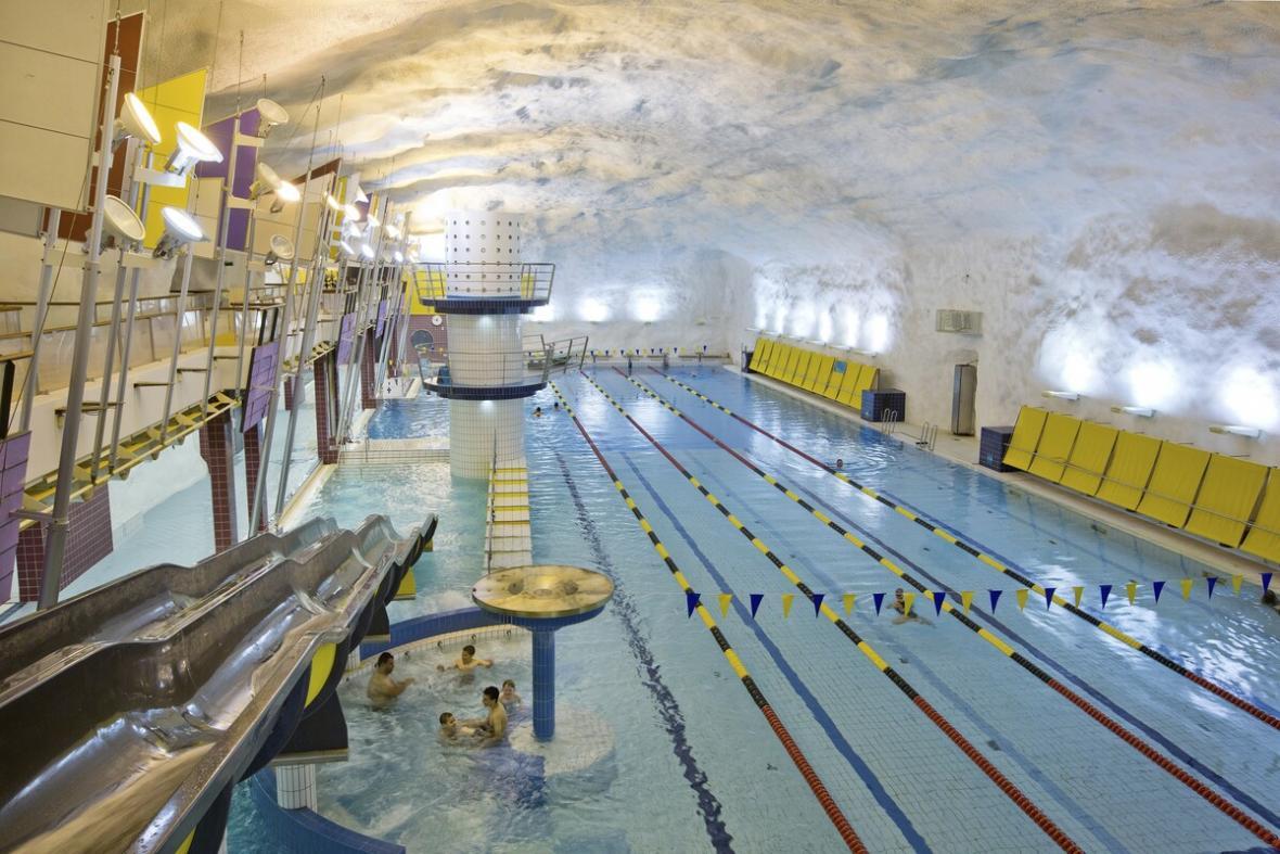 Bazén Itäkeskus
