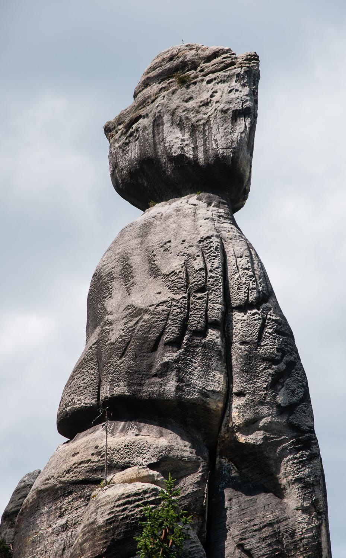 Adršpašské skály - Starostová