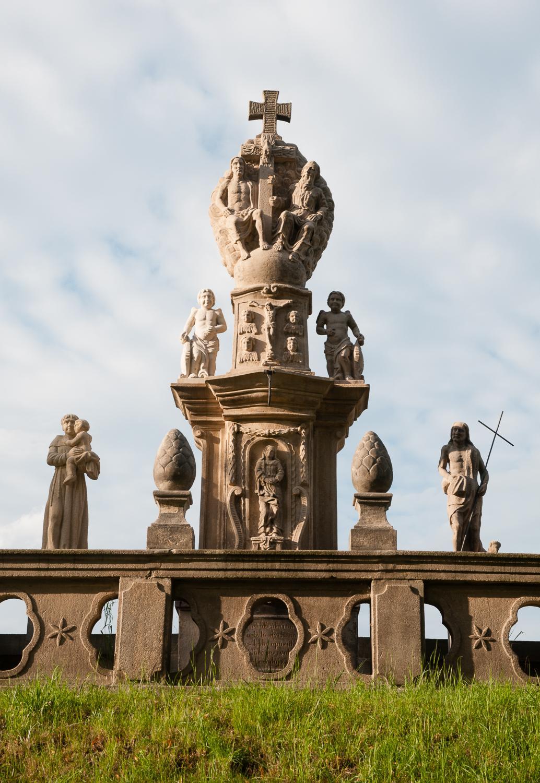 Kříž v Pěkově u Police nad Metují