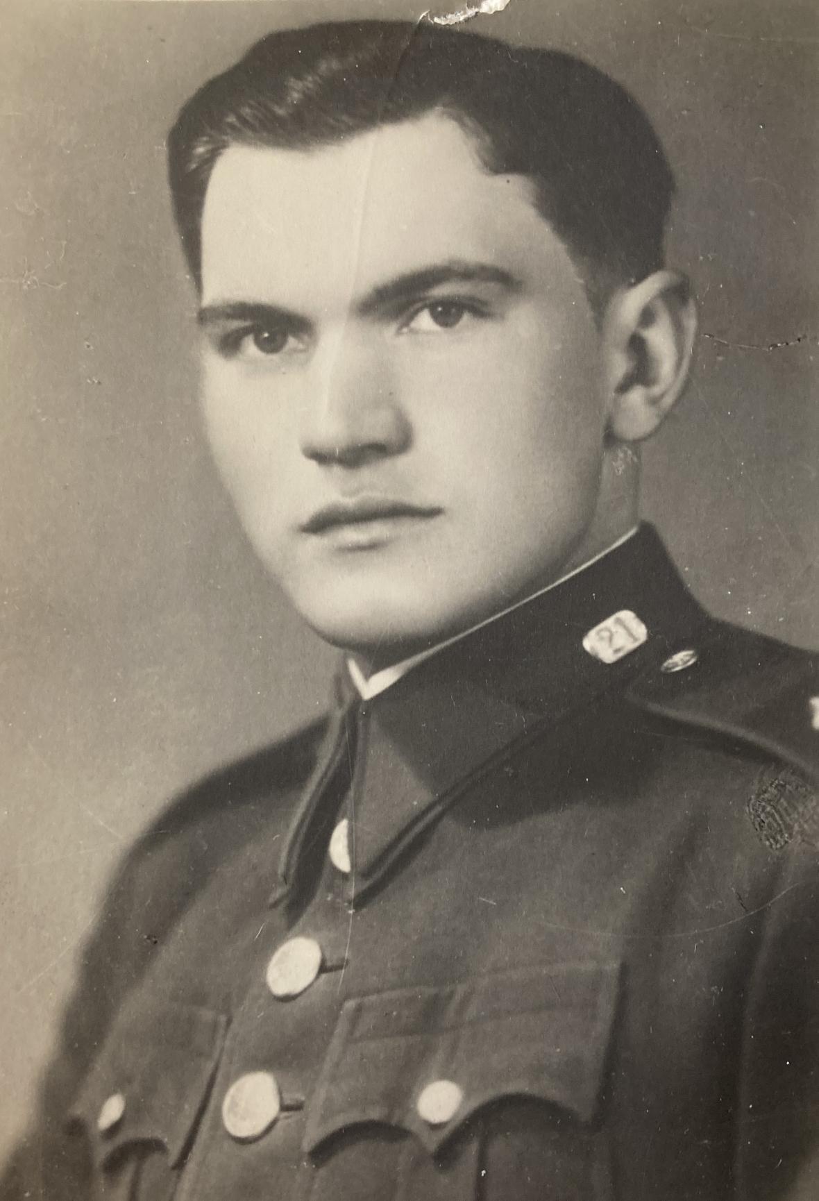 Josef Schraml, tatínek Marty Zápotočné