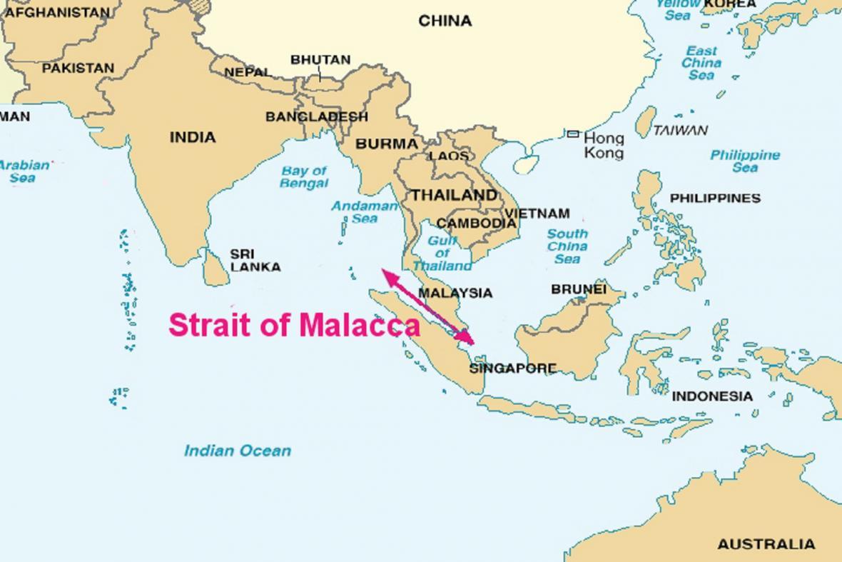 Malacký průliv