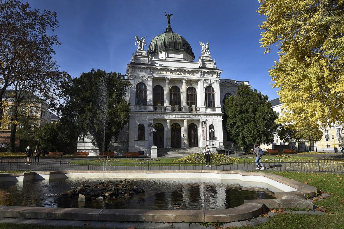 Výstavní budova Slezského zemského muzea v Opavě