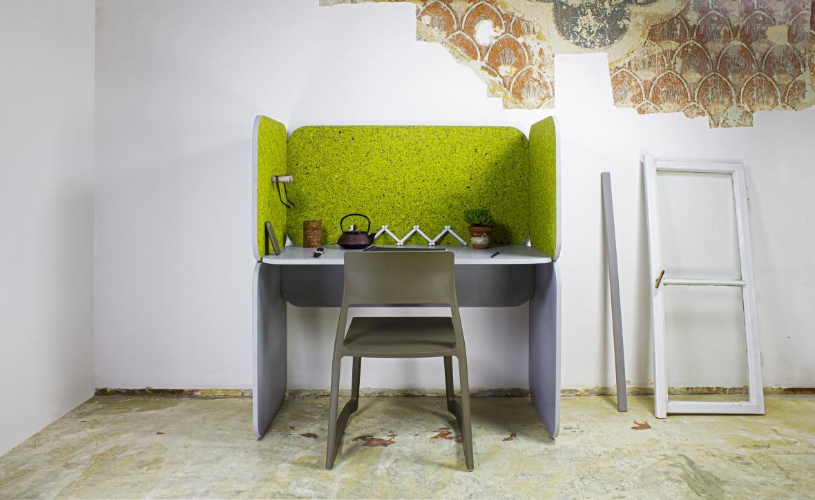 Kolekce nábytku Sileencio (studio LLEV)