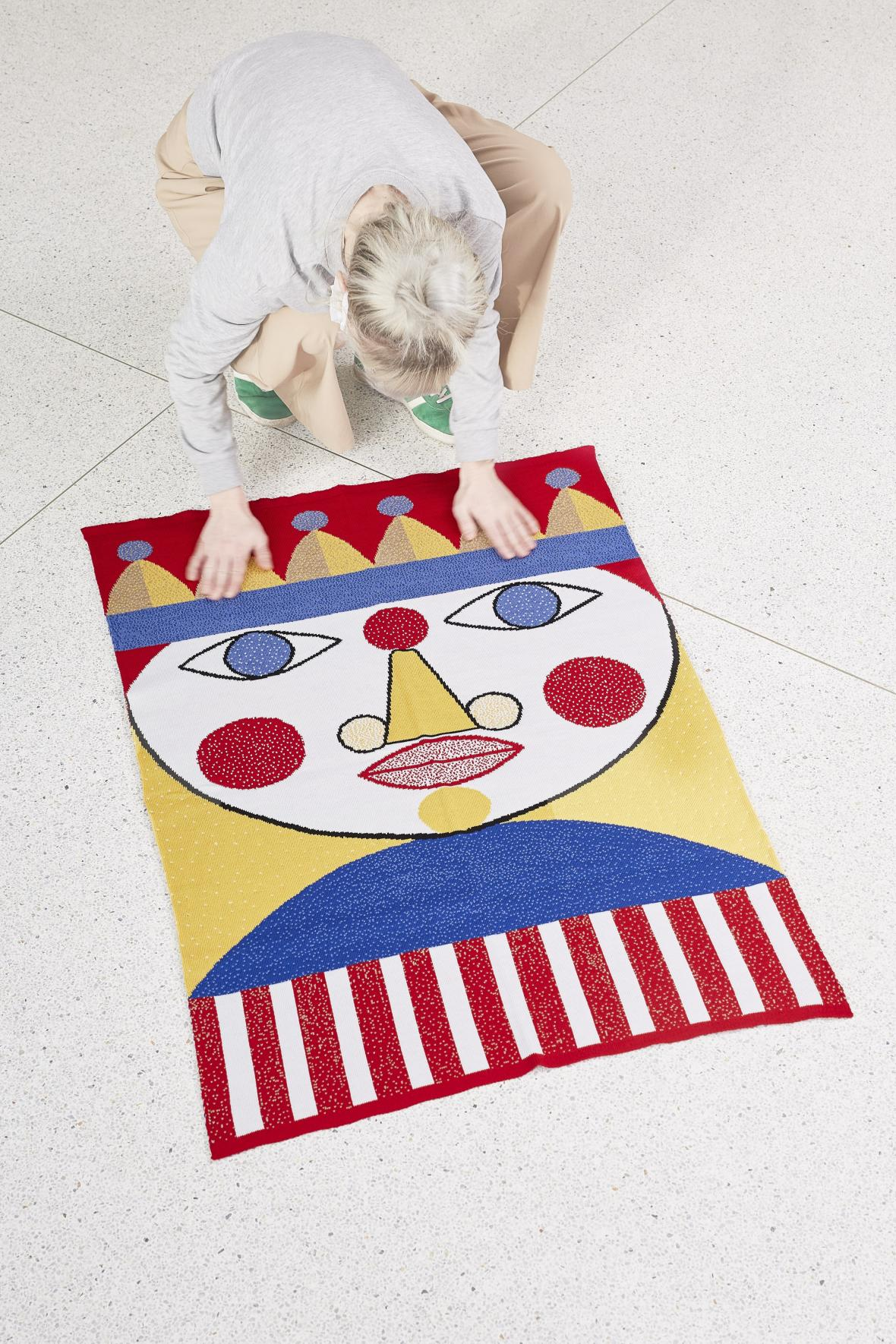 Textilní kolekce Piet (IHOR)