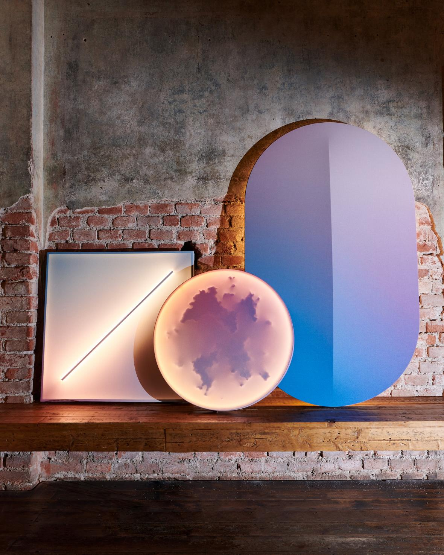 Akustické panely Eclipse (Lappa studio)