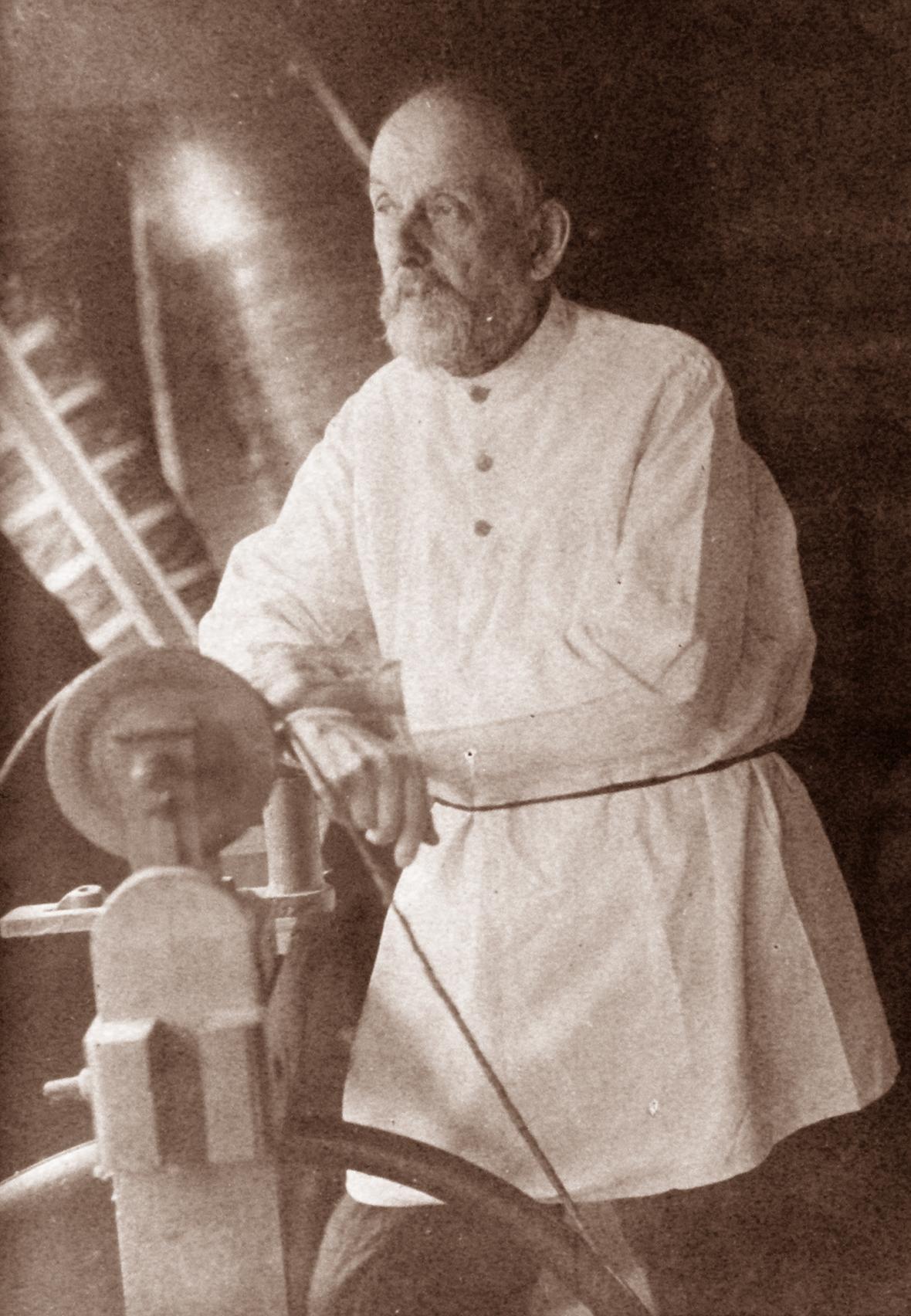 Konstantin Eduardovič Ciolkovskij