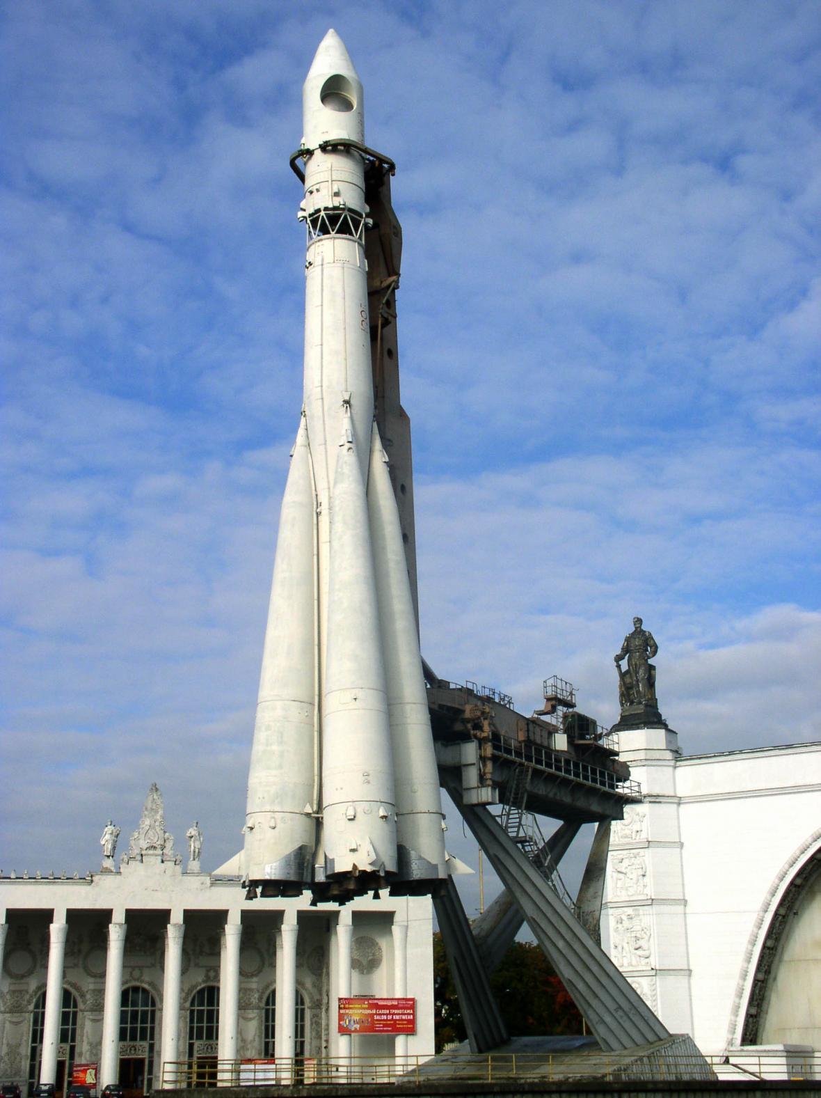 Nosná raketa Vostok
