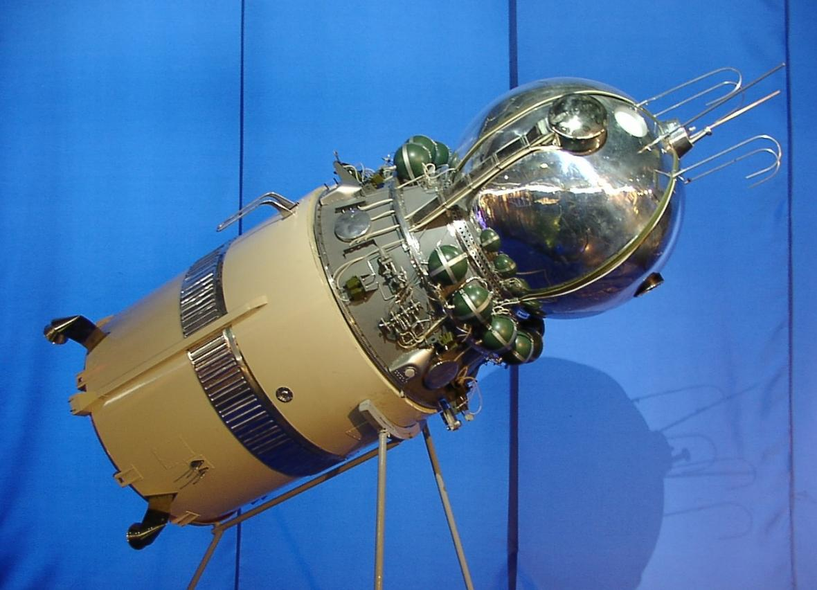 Kosmická loď Vostok