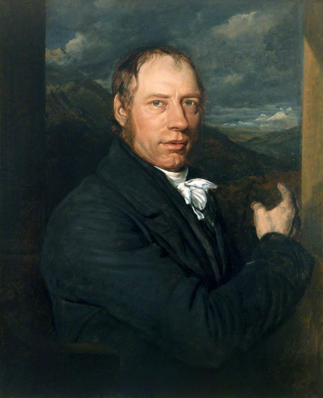 Portrét Richarda Trevithicka