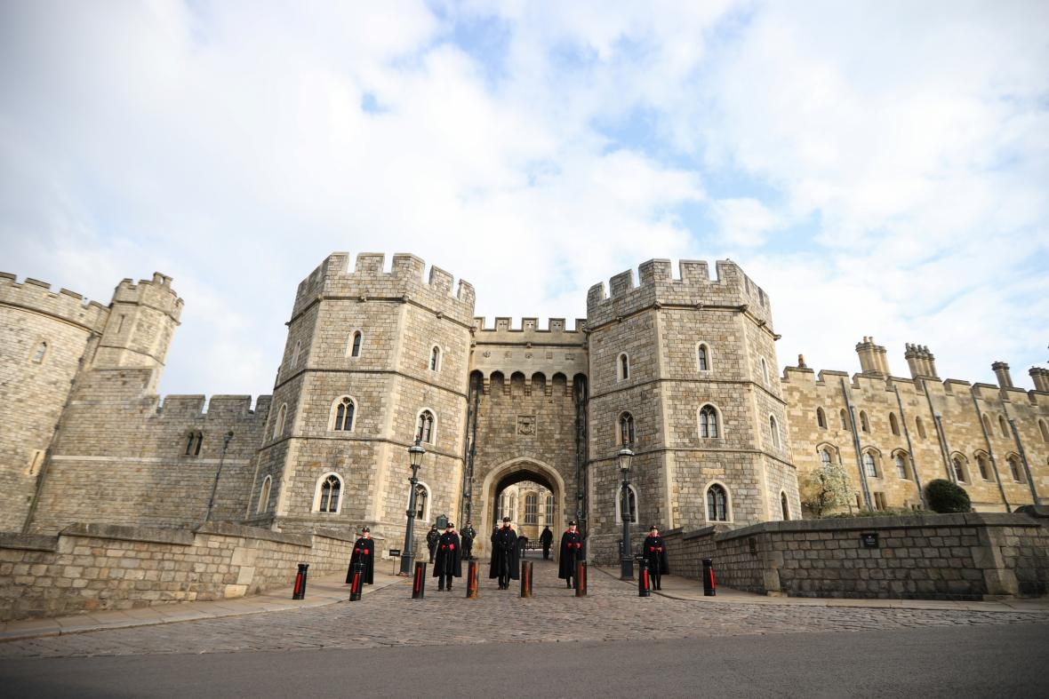 Phřeb prince Philipa na zámku ve Widsoru bude přenášet televize