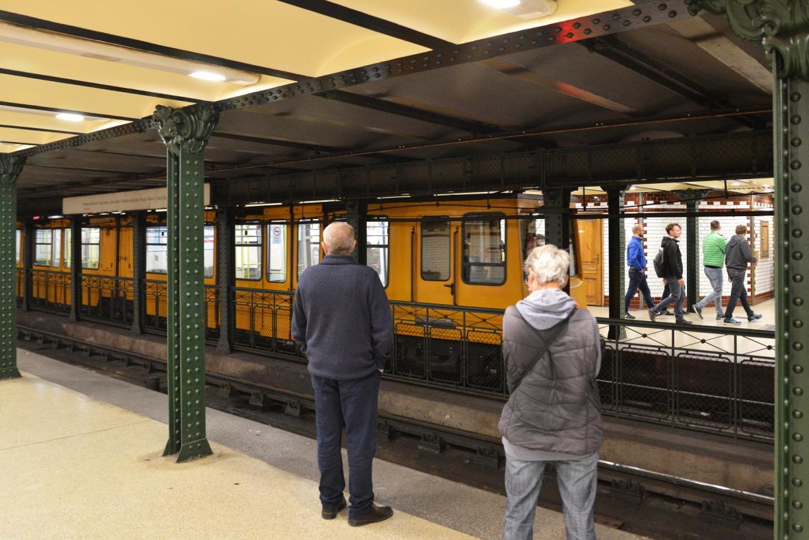 Budapešťské metro