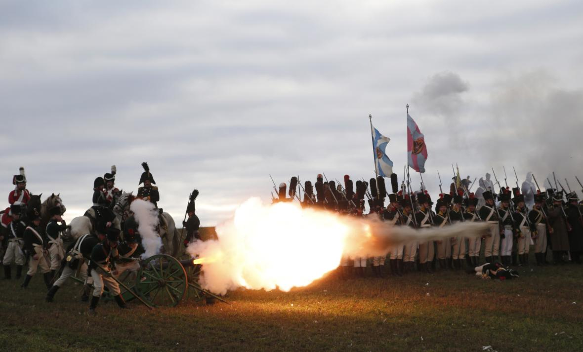 Tradice připomínání bitvy je na Moravě stále živá