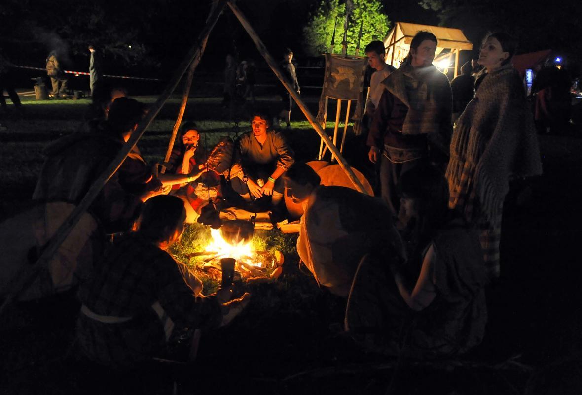Festival keltské kultury Beltine v Jaroměřicích nad Rokytnou (ilustrační foto)
