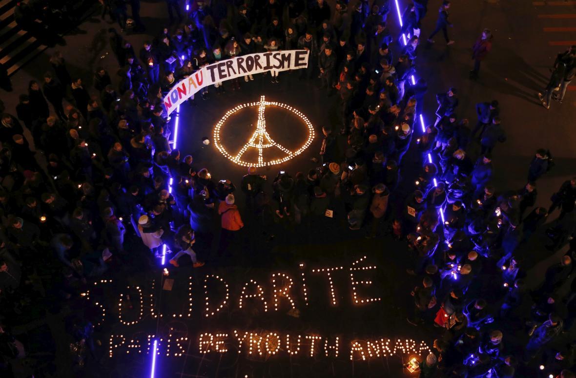 Solidarita a tichý vzdor vůči terorismu