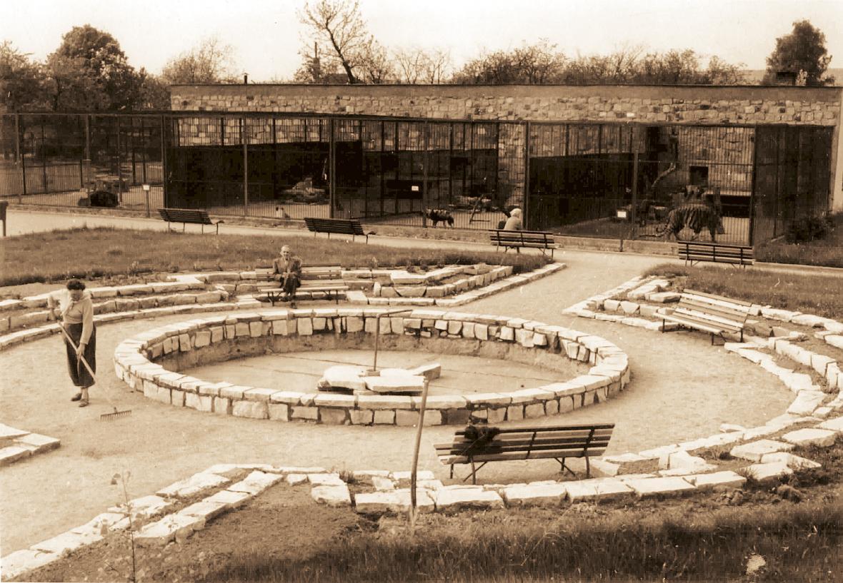 Pavilon velkých šelem (rok 1961)