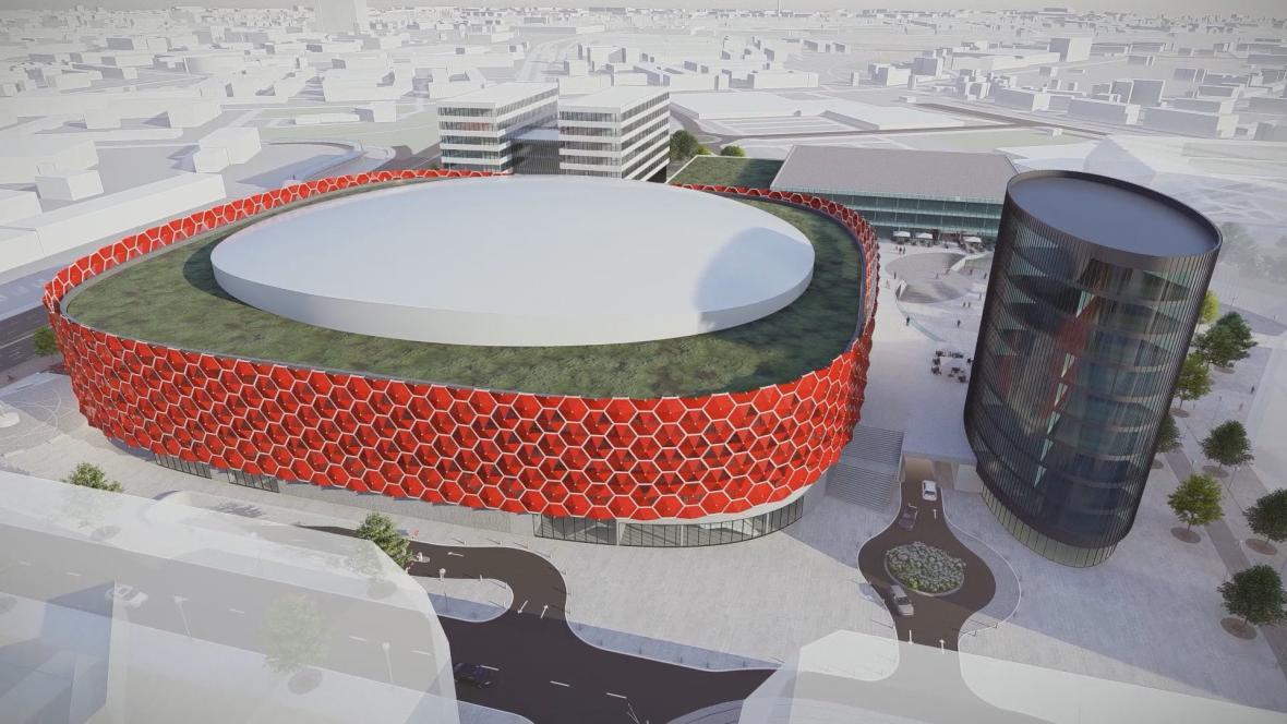 S projektem nového stadionu přišel podnikatel Richard Morávek