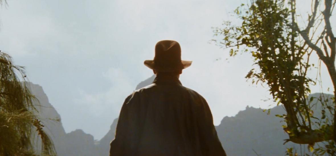 Vůbec první snímek z filmu Dobyvatelé ztracené archy